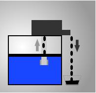 Illustration af olieskimmer
