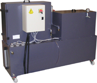 Højtrykspume-system