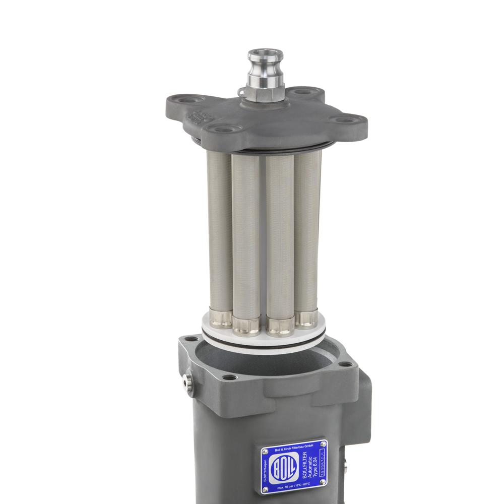 Selvrensende automatisk filter A 663091