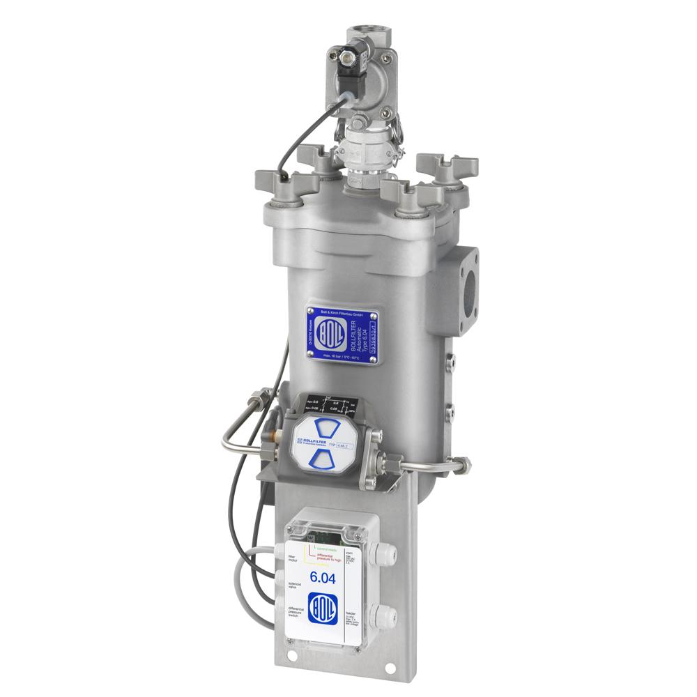 Selvrensende automatisk filter A 663110