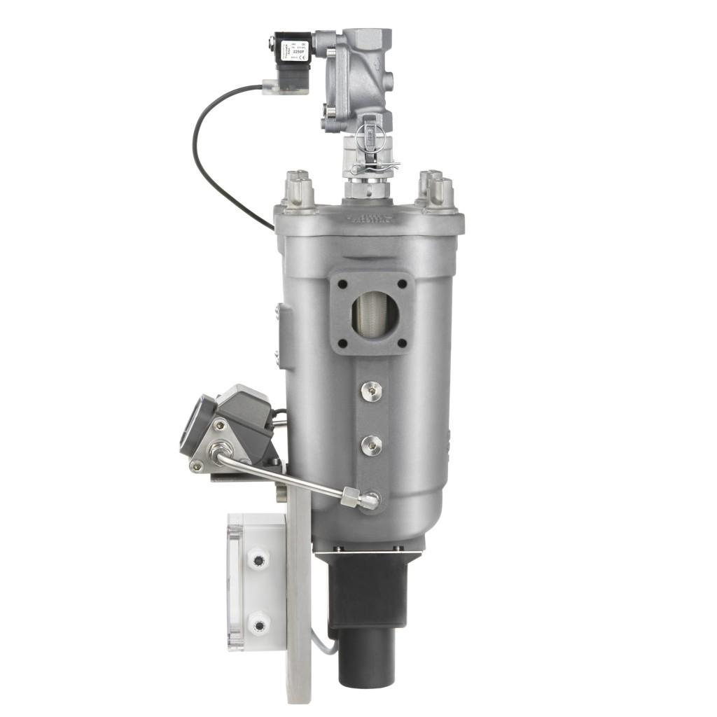 Selvrensende automatisk filter A 663113