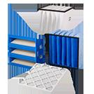 Luftfiltrering